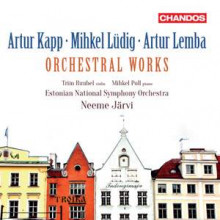 LUDIG - LEMBA - KAPP: Opere Orchestrali