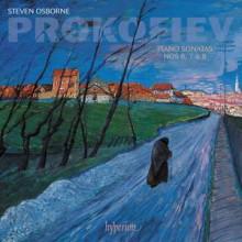 PROKOFIEV: Sonate per piano - NN.6 - 7 &8