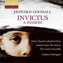 GOODALL HOWARD.: Invictus - a Passion