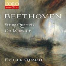 BEETHOVEN: Quartetti per archi - Op.18 - NN.4 - 6