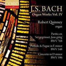 BACH: Opere per organo - Vol.4
