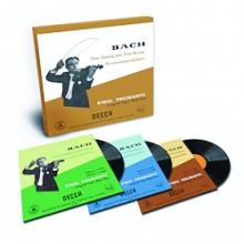 Bach: Sonate E Partite Per Violino Solo
