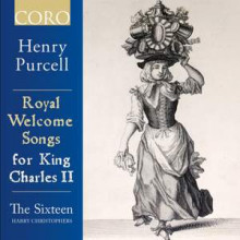 PURCELL: Royal Welcome Songs for King Charles II - Vol.1