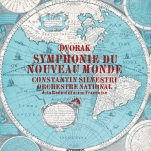 "DVORAK:  Sinfonia No.9 - Op.95  "" Dal Nuovo Mondo """