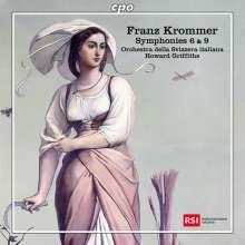 KROMMER: Sinfonie NN.6 & 9