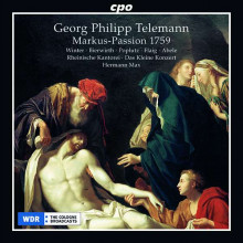 TELEMANN: Markus - Passion 1759
