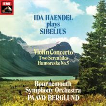 SIBELIUS: Ida Handel plays Sibelius