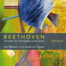 BEETHOVEN: Sonate per fortepiano e violino - Vol.4