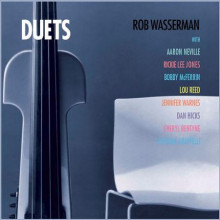 Rob Wasserman :  Duets (versione 45 giri)