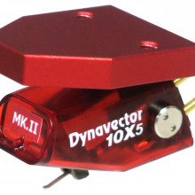Fonorivelatore Dynavector Moving Coil 10X5 MKII alta uscita