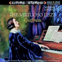 LISZT: The Virtuoso Liszt