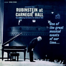 AA.VV.: Highlights From Rubinstein at Carnegie Hall