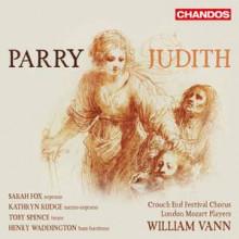 Parry Hubert: Judith