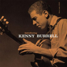 Kenny Burrell: Introducing Kenny Burrell