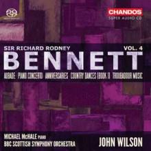BENNET R.R.: Orchestral Works - Vol.4