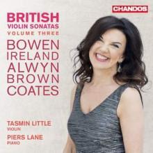 AA.VV.: British Violin Sonatas - Vol.3