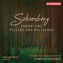 Schoenberg: Pelleas Und Melisande - Ertwartung - Op.17