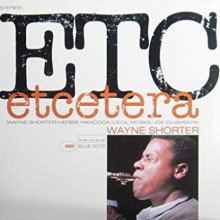 Wayne Shorter: Etcetera