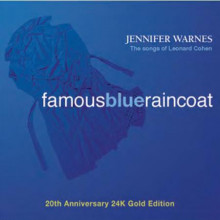 J. WARNES: Famous Blue Raincoat