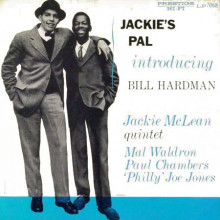 JACKIE McLEAN QUINTET: Jackie's Pal