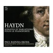 HAYDN: Sonates et variations pour piano