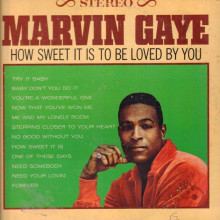 MARVIN GAYE :  How sweet is to be loved