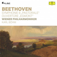 BEETHOVEN: Sinfonia N.6 'Pastorale' - Overture Egmont