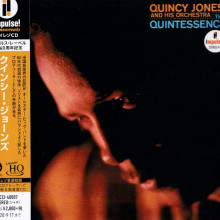 QUINCY JONES: The Quintessence