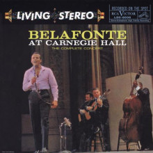 BELAFONTE: Live at Carnegie Hall