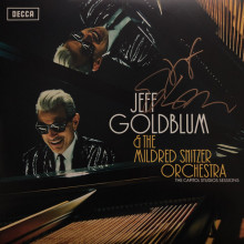 JEFF GOLDBLUM : The Capitol Studio Sessions