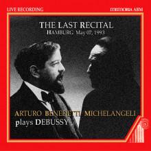 Debussy: Michelangeli esugue Debussy (2 cd)