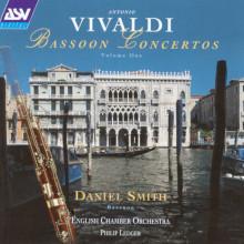 VIVALDI: Concerti per fagotto - Vol.1