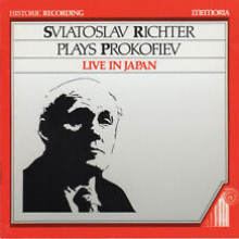 PROKOFIEV: Richter esegue Prokofiev (Live in Japan Vol.1)