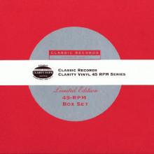 NORAH JONES: Come Away with Me (4 LP Clarity Vinyl 200 grammi  45 giri)