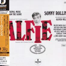 SONNY ROLLINS: Alfie - Colonna sonora originale del film