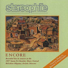 Brahms e Mendelssohn: Encore - The best of the 1997 Santa Fe Chamber Music Festival