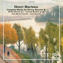 MARTEAU HENRI: Integrale delle opere per quartetto d'archi - Vol. 2