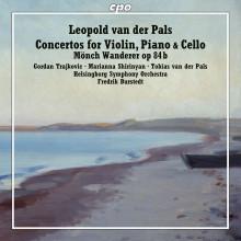 VAN DER PALS LEOPOLD: Opere orchestrali