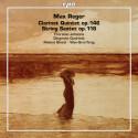 Reger: Quintetto per clarinetto op.146, Sestetto per archi op.118