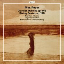 REGER: Quintetto per clarinetto - Op.146 - Sestetto per archi - Op.118