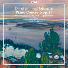 DAVID MONRAD JOHANSEN: Opere orchestraliI