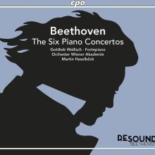 BEETHOVEN: Integrale dei concerti per pianoforte e orchestra