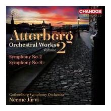 ATTERBERG: Sinfonie NN.2 & 8