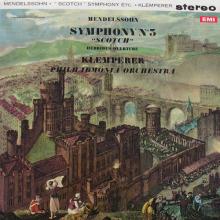 MENDELSSOHN: Sinfonia N.3 'Scozzese' & The Hebrides Overture
