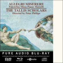 ALLEGRI: Miserere (Blu - Ray Disc)
