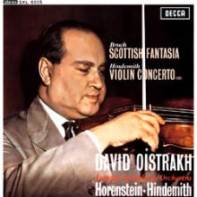 BRUCH - HINDEMITH: Concerti per Violino