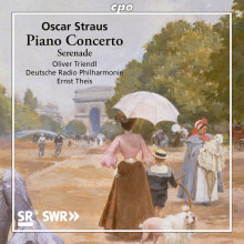 OSCAR STRAUS: Opere orchestrali