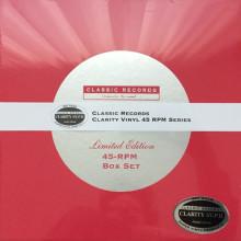 JETHRO TULL: Aqualung 4 LP 200 grammi a 45 giri Clarity Vinyl stampati su un solo lato
