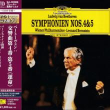 BEETHOVEN: Sinfonie N.4 & 5