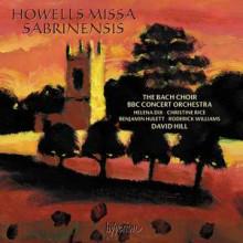 HOWELLS: Missa Sabrinensis & Michael Fanfare